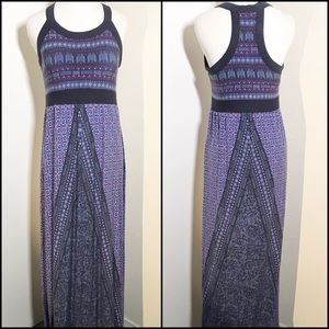 Athleta Maxi Dress Size Large